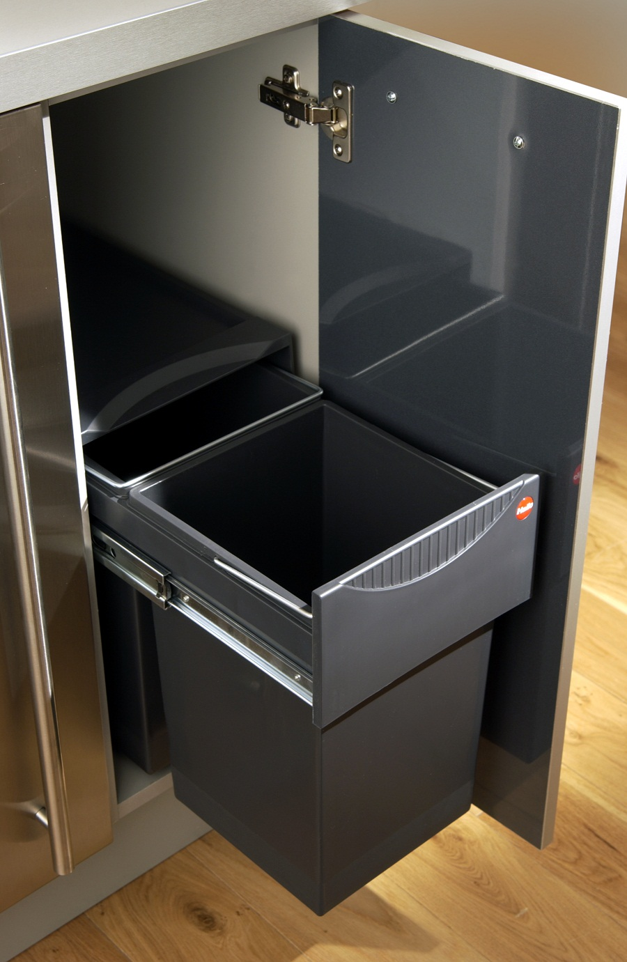 Accessories construction maintenance - Ikea pull out trash bin ...