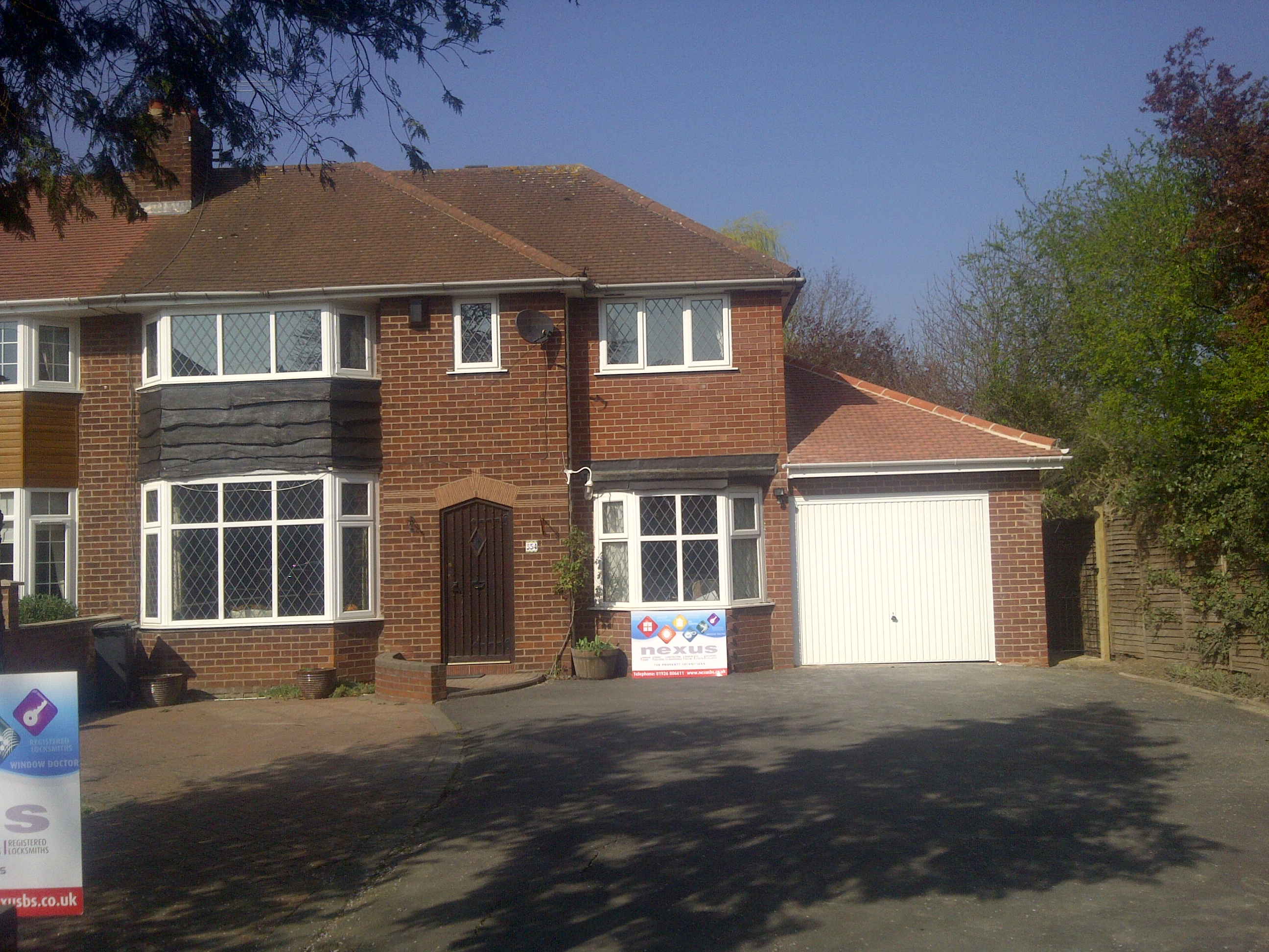 Garage conversion warwick cheap safely on budget for Extension garage